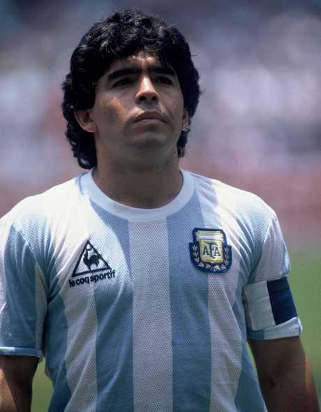 SOCCER: WORLD CUP FINAL: ARGENTINA - RFA
