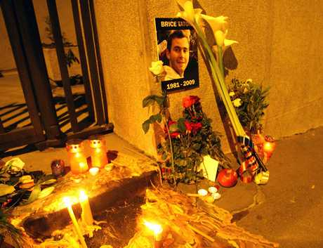 BELGRADE : Tribute to Brice Taton at the French embassy