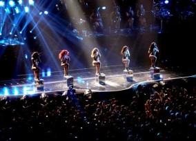 Serbia Beyonce 'Mrs. Carter Show World Tour' live in Belgrade.