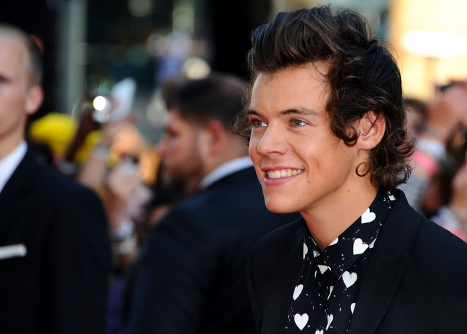 One Direction: This Is Us 3D World Premiere - London