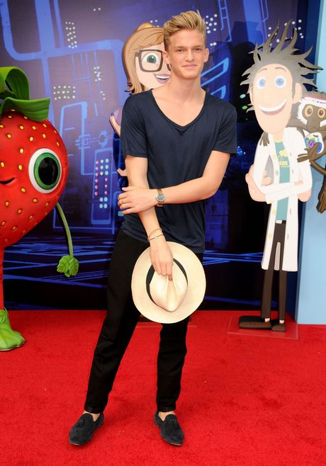 """""""Cloudy With A Chance Of Meatballs 2"""" Los Angeles Premiere"""