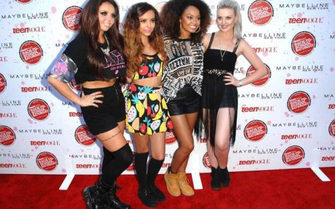 CA: BELLA THORNE AND LITTLE MIX HEADLINE TEEN VOGUE'S SECOND ANNUAL BACK-TO-SCHOOL SATURDAY KICK-OFF AT THE GROVE