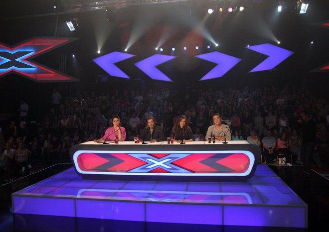 sudije X Factor