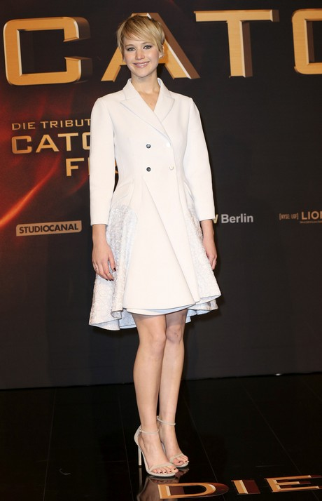 'The Hunger Games: Catching Fire' Berlin Premiere