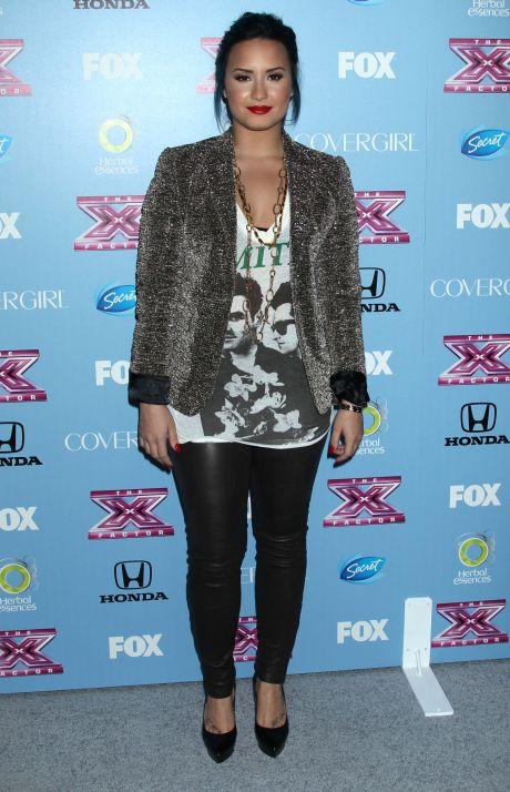 'X-Factor' Finalist Party