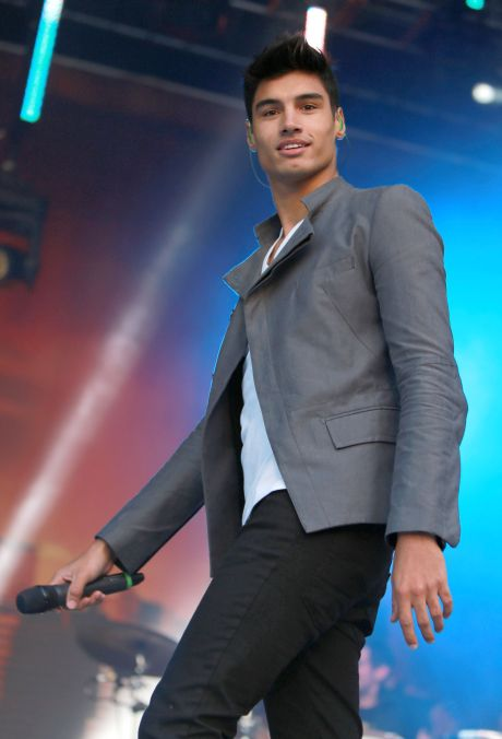The Wanted Performs At Chester Racecourse