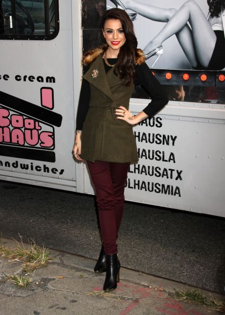 Cher Lloyd CoolHause Ice Cream Truck Give Away