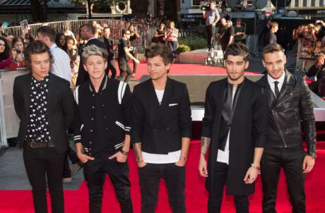 """One Direction: This Is Us 3D"" - World Premiere"