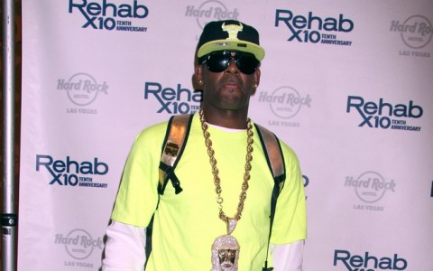 R. Kelly Makes An Appearace At Rehab