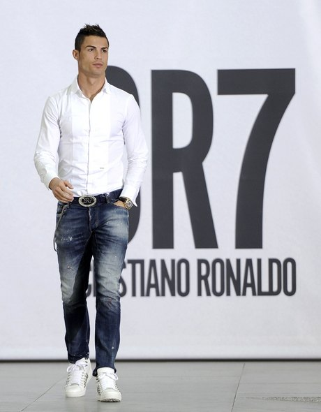 Cristiano Ronaldo Launches CR7 Underwear