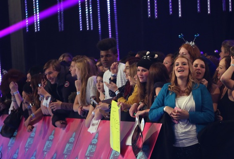 Netherlands Music MTV Screamers