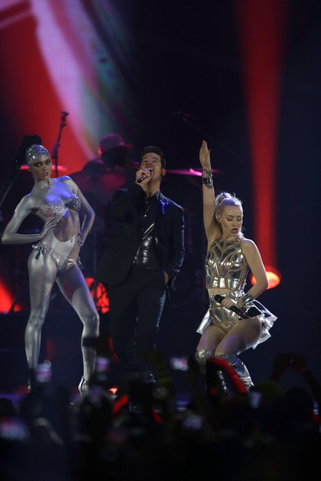 Netherlands 2013 European MTV Awards Show