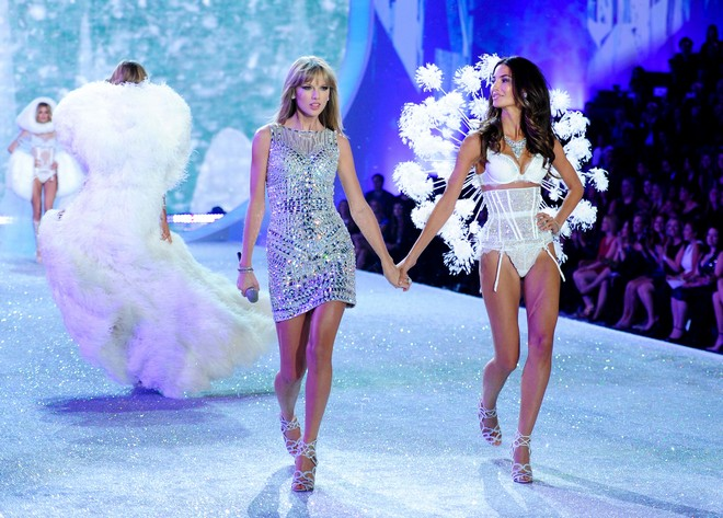 Taylor Swift, Lily Aldridge