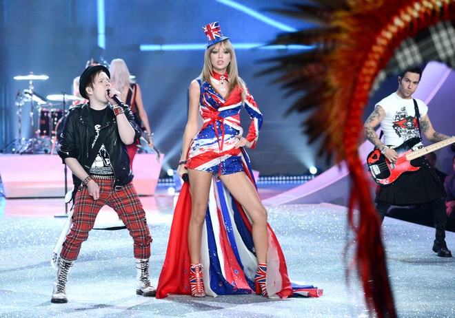 Patrick Stump, Taylor Swift, Pete Wentz