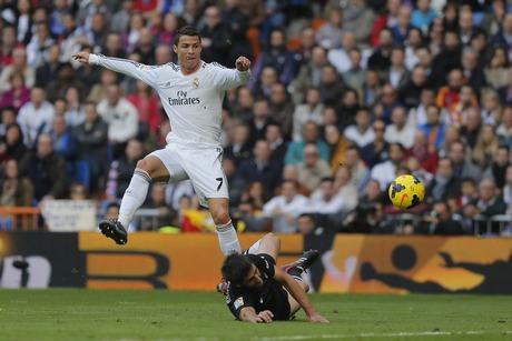 Cristiano Ronaldo, Markel Bergara