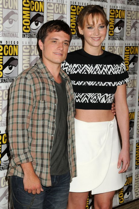 """Comic-Con International 2013 - """"The Hunger Games: Catching Fire"""" and """"I, Frankenstein"""" Press Line"""
