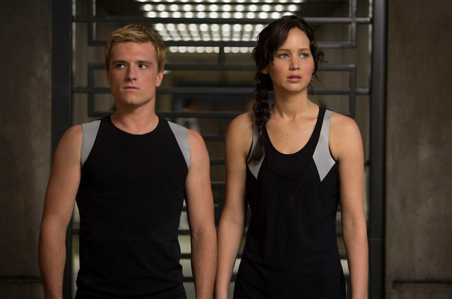 """USA : Film """"The Hunger Games : Catching Fire"""""""