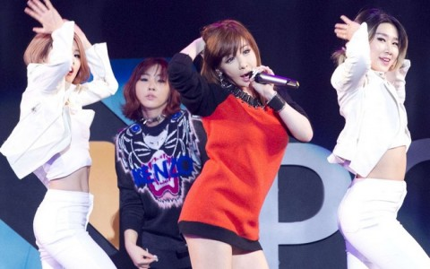 "South Korea: ""GS&Concert 2013"" in Seoul"