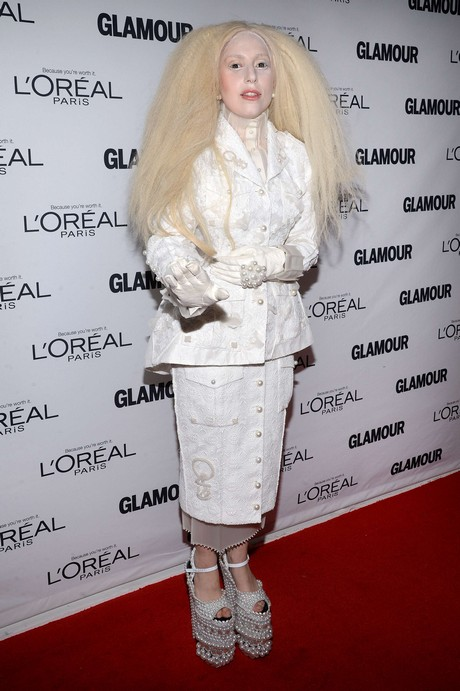NY: Glamour Honors The 23rd Annual Woman Of The Year - Arrivals