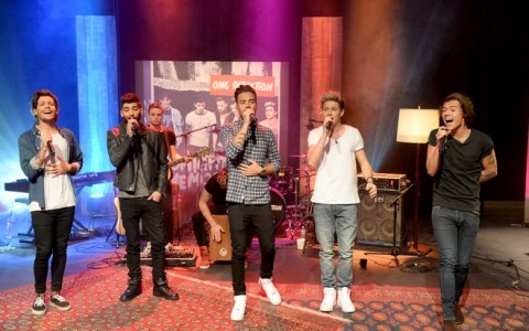 One Direction Celebrates 1D Day with Global Fan Event Broadcast from YouTube Space LA