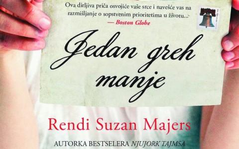 Rendi Suzan Majers - Jedan greh manje_korica