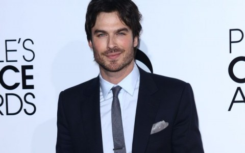 The 2014 People's Choice Awards - Arrivals