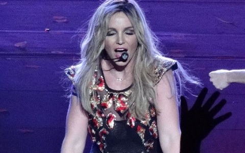 "Britney Spears Kicks Off Her ""Britney: Piece Of Me"" Residency"