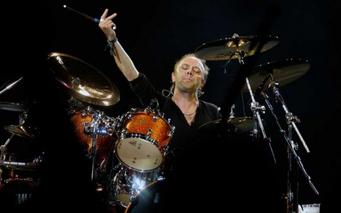 BERLIN: Metallica in concert