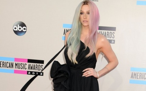 Los Angeles: The American Music Awards Press Room
