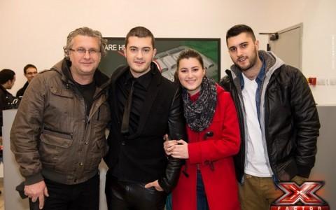 Lukijan sa porodicom