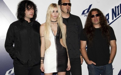 SOUTH KOREA: TAYLOR MOMSEN AND PRETTY RECKLESS