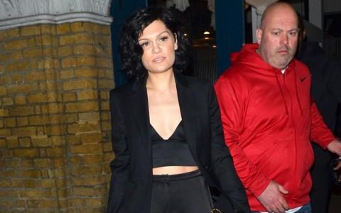 Jessie J Celebrates Her Birthday In London