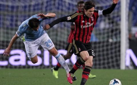 Football Serie A: Lazio vs Milan
