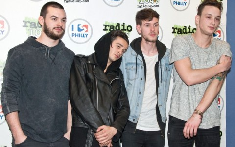 The 1975 Performing At The iHeartRadio Theatre