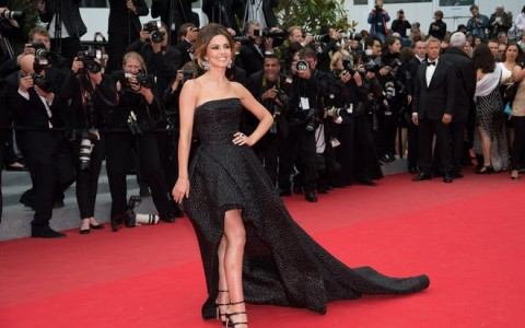 "Cannes: "" Fox Catcher"" Red Carpet"