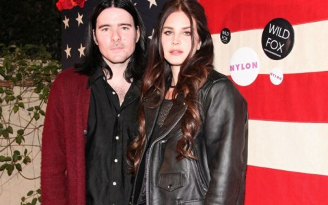CA: Nylon Magazine and Wildfox November Issue Party With Lana Del Rey At Sunset Marquis