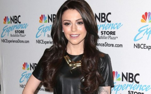 "Cher Lloyd Signs Copies Of Her CD ""Sorry I'm Late"""