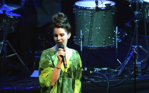 PARIS : La fete de la Musique a l'Olympia