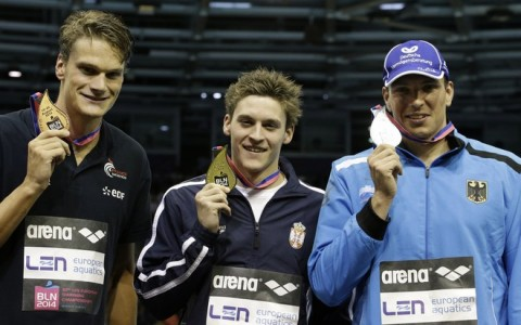 Germany Swimming Europeans