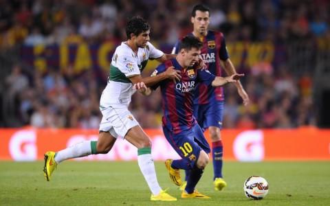 Lionel Messi, Jose Angel