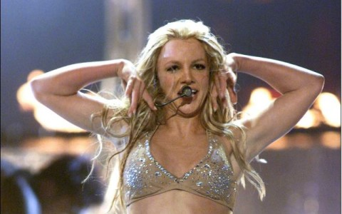 N.Y: MTV Video Awards                     Britney spears.