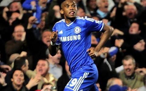 UK Barclays Premier League Chelsea FC v Tottenham Hotspur