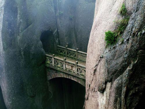 most huangsan kina Mostovi kao iz bajke