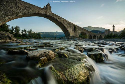 ponte gobo italija Mostovi kao iz bajke