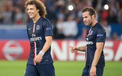 Paris: Paris Saint-Germain vs FC Barcelona - Group F UEFA Champions League.