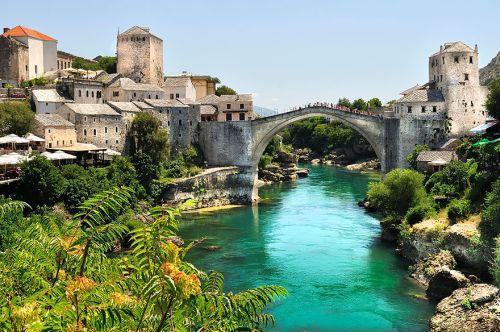 stari most bih Mostovi kao iz bajke
