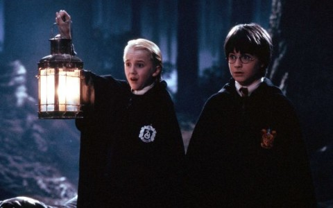 """EXTRACT OF THE FILM """"HARRY POTTER AND THE PHILOSOPHER'S STONE"""""""