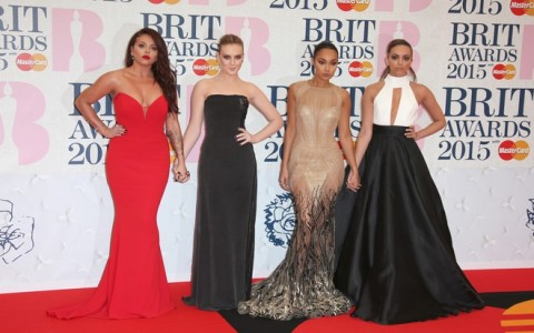 Jessie Nelson, Perrie Edwards, Leigh-Anne Pinnock, Jade Thirlwall