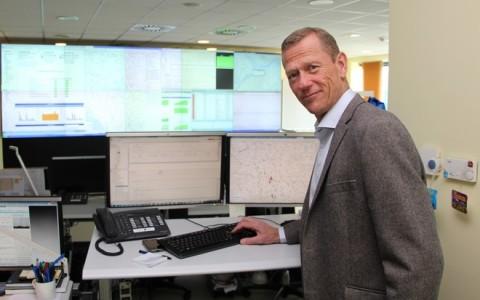 Uve Fredhajm, generalni direktor Telenora u Srbiji pušta 4G signal
