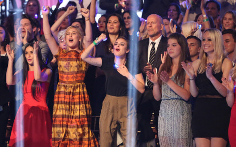 "ABC's ""Dancing With the Stars"" - Season 20 - Finale - Day Two"